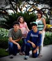 My Family Spring Pictures